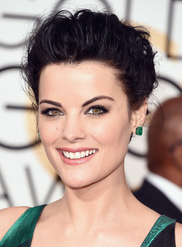 BEVERLY HILLS, CA - JANUARY 10: Actress Jaimie Alexander attends the 73rd Annual Golden Globe Awards held at the Beverly Hilton Hotel on January 10, 2016 in Beverly Hills, California. (Photo by Jason Merritt/Getty Images)