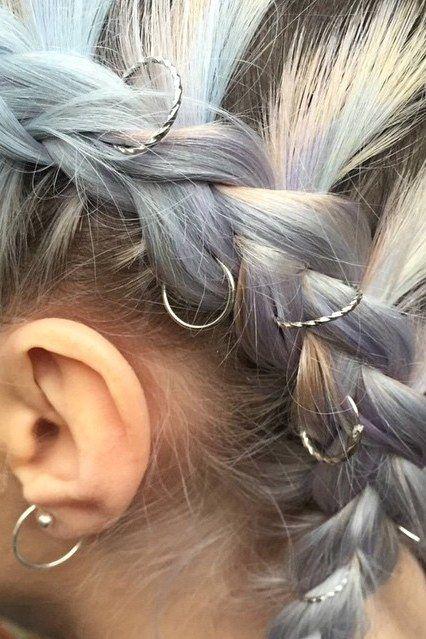 saç yüzüğü 3