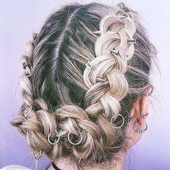 saç yüzüğü 5